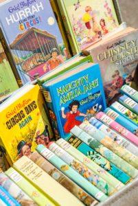 batch of books
